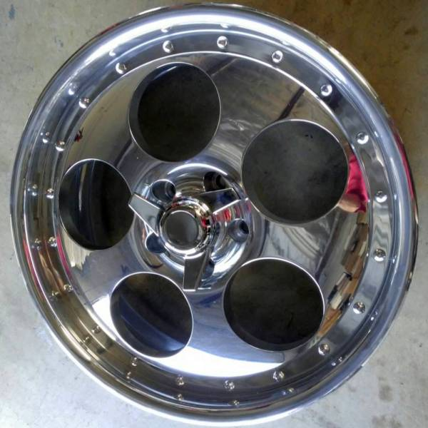 New Pro Lunar-5 Wheels