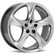 Rial Catania Satin Silver Wheels
