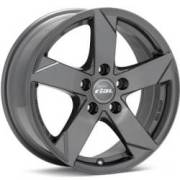 Rial Kodiak Graphite Silver Wheels