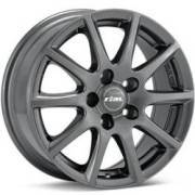 Rial Milano Gunmetal Wheels