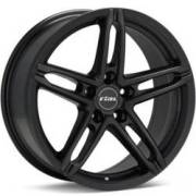 Rial P10 Black Wheels