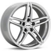 Rial P10 Bright Silver Wheels