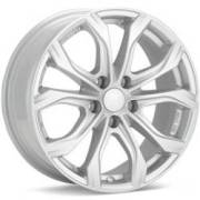 Rial W10 Bright Silver Wheels