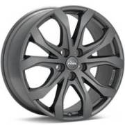 Rial W10x Gunmetal Wheels