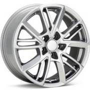 Rial Xplosive Bright Silver Wheels