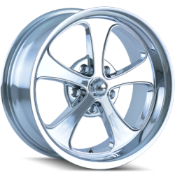 Ridler 645C Chrome Wheels