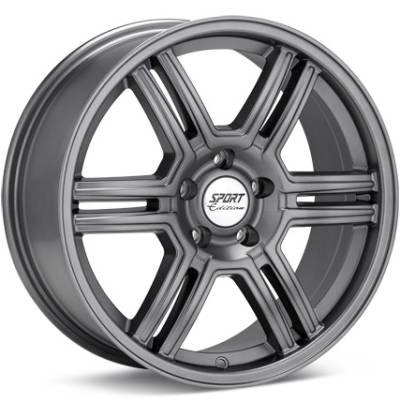 Sport Edition Custom Wheels