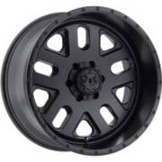 TIS 539B Black Wheels