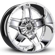 TIS 543C Chrome Wheels