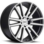 TSW Gatsby Gunmetal Mirror Cut Wheels