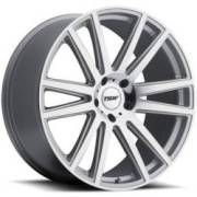 TSW Gatsby Silver Miror Cut Face Wheels