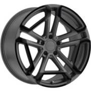 TSW Circuit Gunmetal Black Wheels