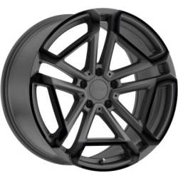 New TSW Circuit Gunmetal Black Alloy Wheels