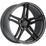 TSW Mechanica Gunmetal Black Wheels