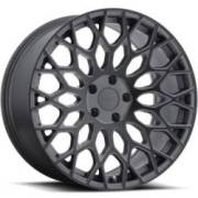 TSW Oslo Gunmetal Black Wheels