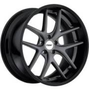TSW Portier Gunmetal Black Wheels
