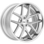 TSW Portier Silver Brushed Wheels