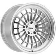 TSW Rally Silver Mirror Cut Wheels