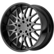 TSW Rascasse Gunmetal Black Wheels