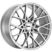 TSW Sebring Silver Mirror Cut Wheels