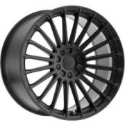 TSW Turbina Matte Black Wheels