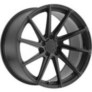 TSW Watkins Black Wheels