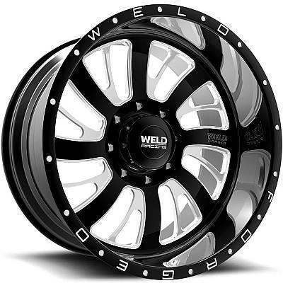 Weld Wheels And Racing