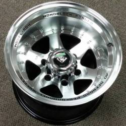 White Diamond 3910 Off Road Wheels