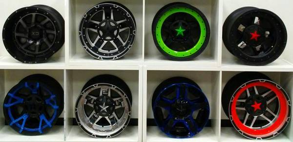 KMC XD Series Wheels Customized