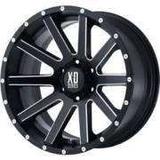 XD Series XD818 Heist Satin Black Milled