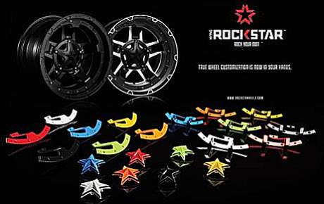 New Rockstar III Wheels by KMC Wheels