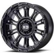 XD829 Hoss 2 Gloss Black Wheels
